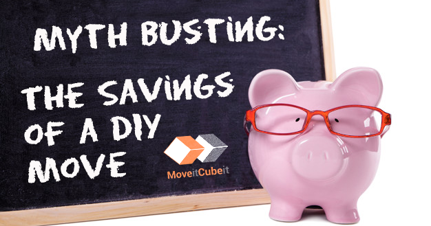 Myth Busting the Savings of a DIY Move