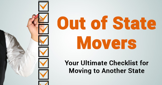 Out of State Movers: Your Ultimate Checklist for Moving to Another State