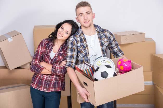 Moving For College| Move it Cube it