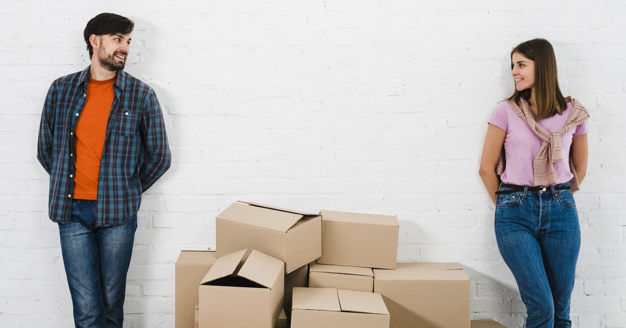Professional Moving and Storage for An Effortless Move | Move It Cube It