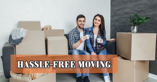 Hassle-Free Long Distance Relocation Services | Move It Cube It